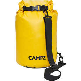 CAMPZ Sports Kuivapussi 15l, yellow